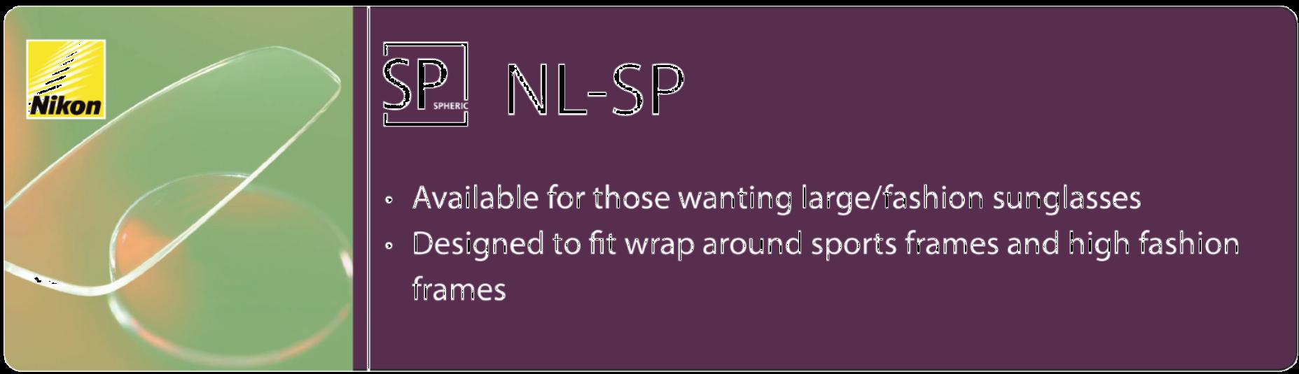 Nikon 3. NL-SP Spheric