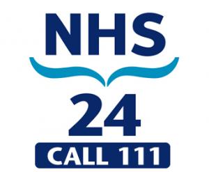 NHS 24 on 111